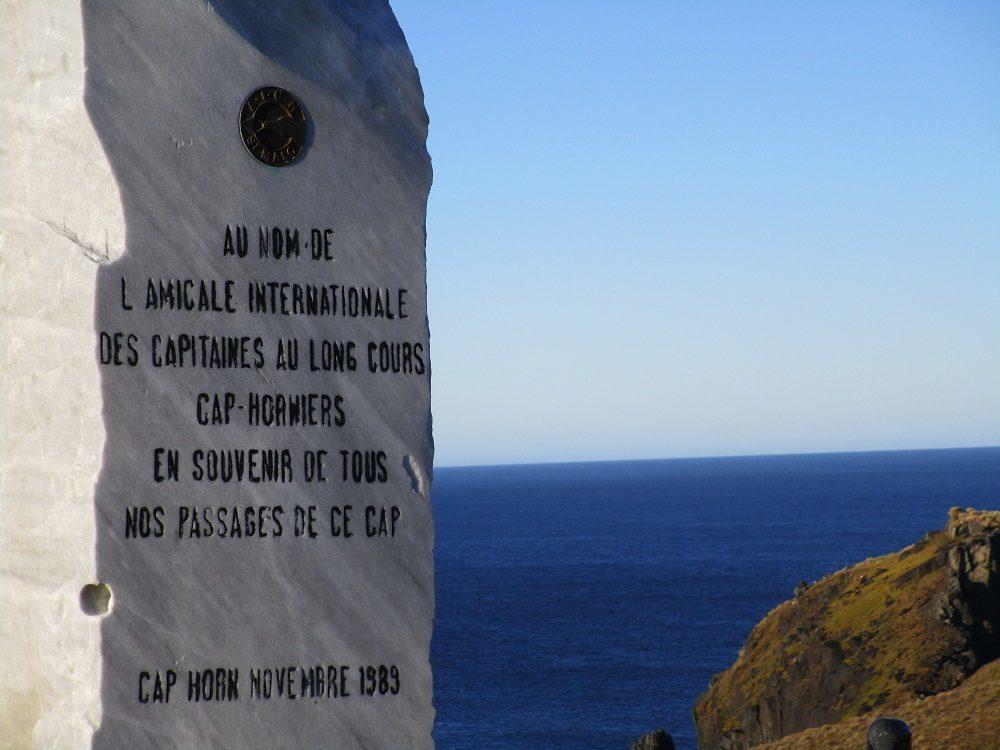 Croisière Cap Horn - Monument des Cap Horniers Malouins
